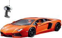 Радиоуправляемая модель «Auldey» (LC258050-4B) автомобиль Lamborghini Aventador LP 700-4, 1:16 (оранжевый)