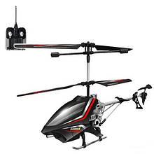 Радиоуправляемая модель «Auldey» (YW858401) вертолет Exploiter S на ИК управлении, 40 см (черный, гироскоп, 3 канала)