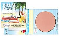 The Balm Bronzer Balm Beach-Neutral Pink - Румяна-бронзер, 6.39 г