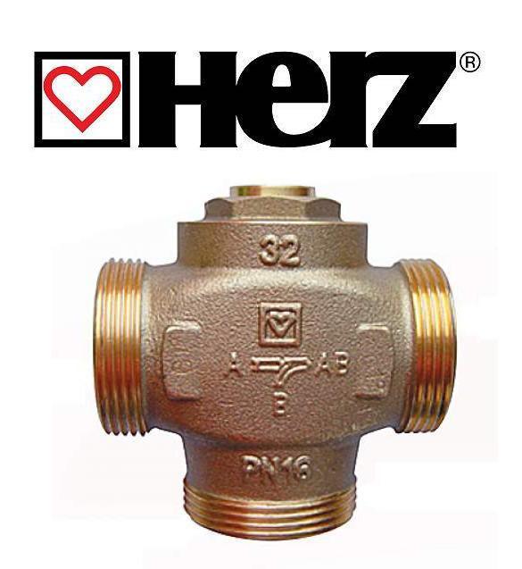 Смесительные клапана HERZ (Австрия)