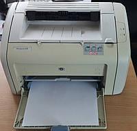 Принтер HP LaserJet 1018 б/у