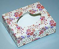 """Коробка """"Узоры"""" (прямоугольная большая), фото 1"""