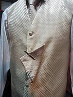 Жилет мужской +галстук Турция