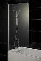 Штора на ванну Eger 599-02L 80*150, ліва, прозора