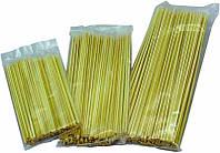 Бамбук палочки для шашлыка (200шт)30см