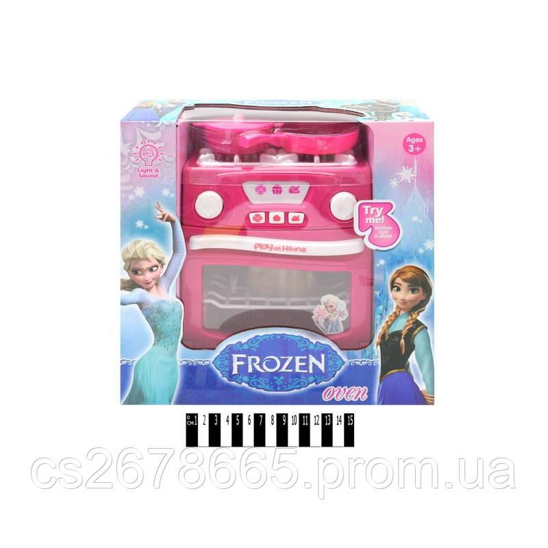 Кухонная плита Frozen озвученная со светящимся эффектом QF26131FR
