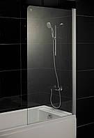 Штора на ванну Eger 599-02R 80*150, права, прозора