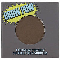 The Balm Brow Pow-Dark Brown - Пудра-тени для бровей, 0.85 г