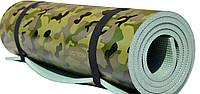 Каремат усиленный Коврик Камуфляж Украина
