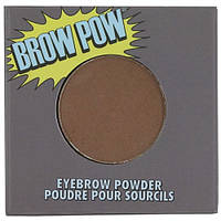 The Balm Brow Pow-Light Brown - Пудра-тени для бровей, 0.85 г