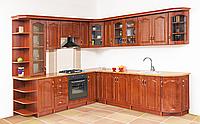Модульная кухня Оля глянец