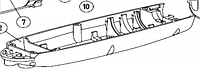 Крышка корпуса нижняя ASW.5002 An-Motors