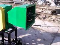 Рубильная машина (измельчитель веток) РМ-90-Д