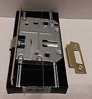 Защелка врезная armadillo  LH 720-50 GP Золото BOX на 70мм /прям/