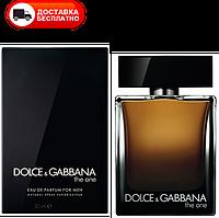 Мужская парфюмированная вода DOLCE GABBANA THE ONE FOR MEN EAU DE PARFUM 100ML