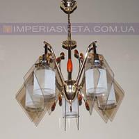Люстра в классическом стиле пятилмповая KODE:416331