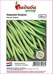 Семена фасоли Кларон (Syngenta/САДЫБА ЦЕНТР), 100 шт — среднепоздняя, спаржевая