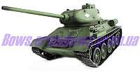 Танк Т-34/85 Красной Армии с пневмопушкой дымом большой советский танк р/у 1:16