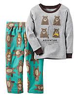 """Пижама 2в1 Carter's """"Приключения рыболова"""""""
