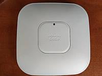 Б/у двухдиапазонная WiFi точка доступа Cisco AIR-CAP3502I-A-K9 с 802.11n