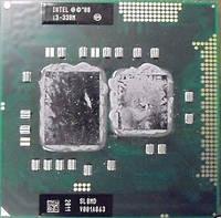 Процессор INTEL CORE I3-330M SLBMD 2,13Ггц S1 / PGA988A