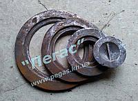Конфорки, кольца чугунные (наборка)