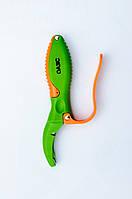 Інструмент для заточування сікаторів вручную з робочою поверхнею з металу, з пластмасовою ручкою (00