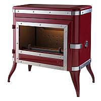 Чугунная  печь Invicta Tennessee красный