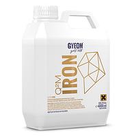 GYEON Q2M Iron («Айрон») 4000мл. ОЧИСТИТЕЛЬ МЕТАЛЛИЗИРОВАННЫХ ЗАГРЯЗНЕНИЙ