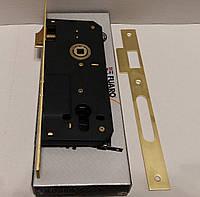 Корпус замка FUARO 900 3MR/PB W/B латунь