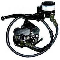 Механизм переднего тормоза в сборе Loncin JL150-70C