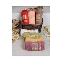 Полотенца Cestepe Altin Agac bamboo разные цвета