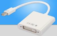 Конвертер с Mini DisplayPort на DVI *2427