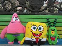 Мягкие игрушки Губка Боб и Ко