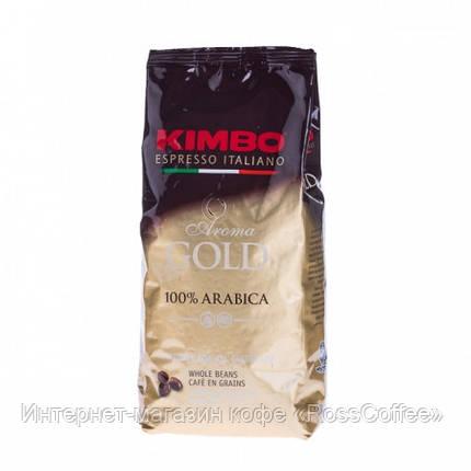 Кофе в зернах Kimbo Aroma Gold 1 кг, фото 2