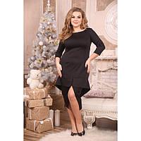 Женское Платье Флорида черный (54-58)