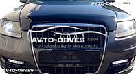 Дефлектор на капот (мухобойка) Audi A4 кузов 8Е,В7 2004-2007