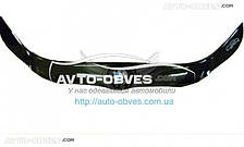 Дефлектор на капот (мухобойка) BMW 5 серии 60 кузов 2003-2010