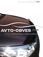 Дефлектор капот для Citroёn C4 Aircross 2012-2014