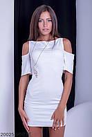 Жіноче плаття Selina (20025-WHITE)
