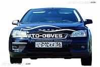 Дефлектор на капот (мухобойка) для Ford Focus II 2005-2007