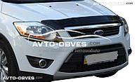 Дефлектор на капот (мухобойка) Ford Kuga 2007-2012 SIM