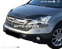 Дефлектор на капот (мухобойка) для Honda CR-V 2006-2010