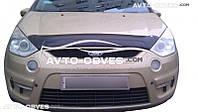 Дефлектор на капот (мухобойка) Ford S Max