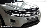 Дефлектор на капот (мухобойка) для Land Rover Evoque 2011-2015