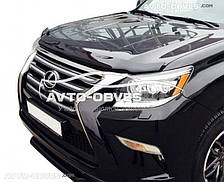 Дефлектор на капот (мухобойка) для Lexus GX 460 2014-…