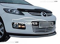 Дефлектор на капот (мухобойка) для Mazda CX 7