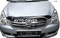 Дефлектор на капот (мухобойка) для Nissan Almera Classic 2013-...