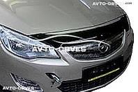 Дефлектор на капот (мухобойка) для Opel Astra J