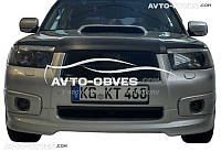 Дефлектор на капот (мухобойка) для Subaru Forester